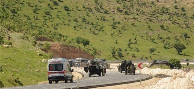Siirt'te terör operasyonu: 1 şehit, 4 yaralı