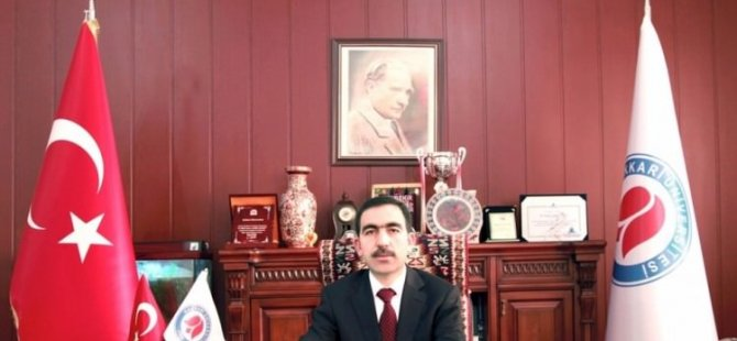 Hakkari Üniversitesi rektörü gözaltına alındı