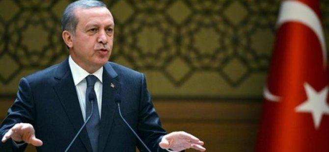 Erdoğan'dan Müslim'e sert cevap!