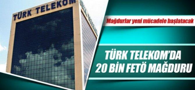 KPSS'siz alımda Telekom üs olarak kullanılmış