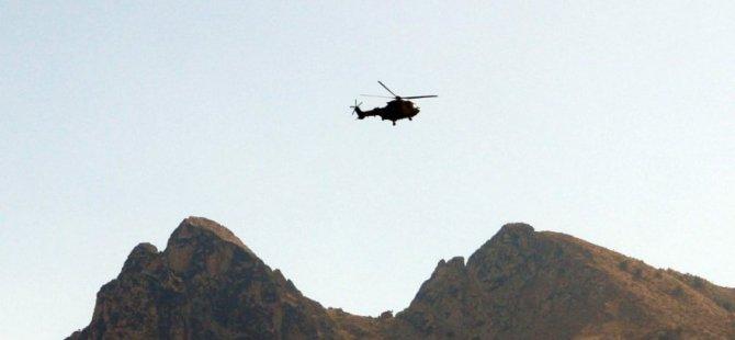 Askeri üsse havanlı saldırı: 3 yaralı