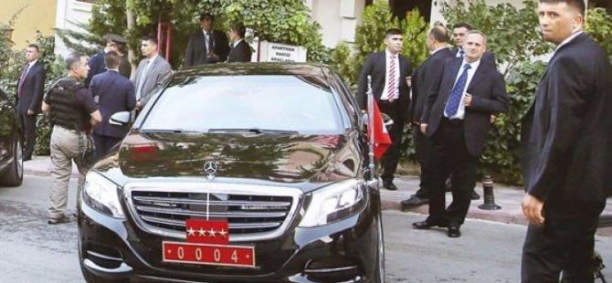 Hulusi Akar Erdoğan'a dosya sundu