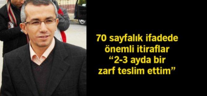 Gazi Üniversitesi personel daire başkanından FETÖ itirafları