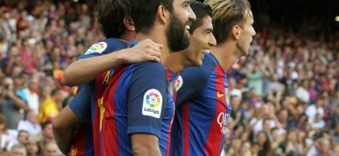 Arda attı, Barça çoştu