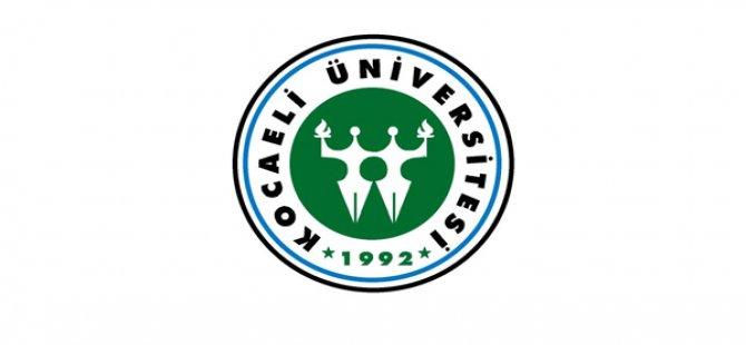 Kocaeli Üniversitesi Öğretim Üyesi Alım İlanı