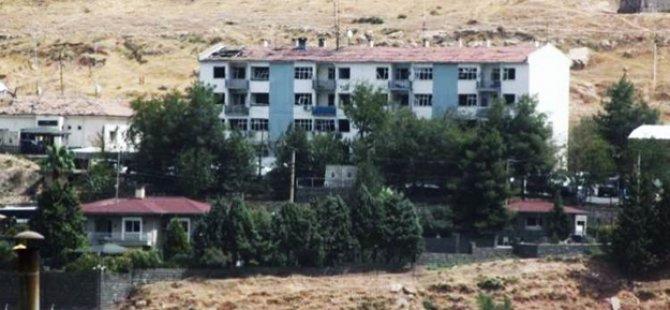 11 polisi HDP'li belediyenin kamyonuyla şehit ettiler!