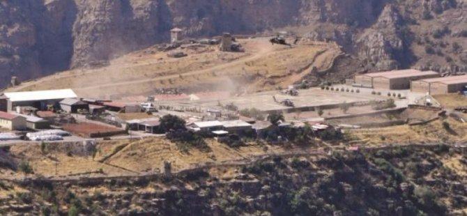 Hakkari'de hain saldırı: 1 şehit, 5 yaralı