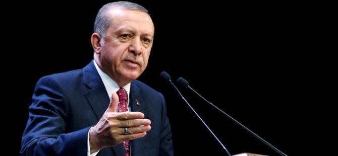 Erdoğan'dan yıldırıma 'Masum' talimatı