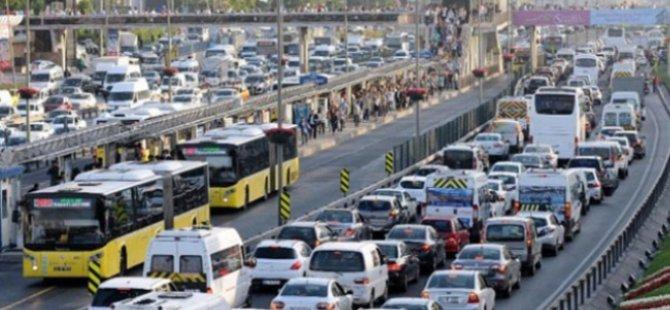 İstanbul'da, pazartesi günü toplu ulaşım ücretsiz