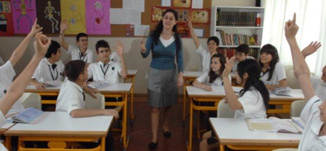 20 bin sözleşmeli öğretmen, Ekim'de işe başlayacak