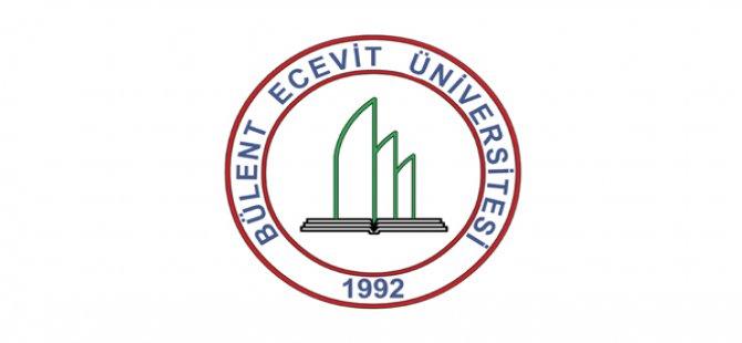 Bülent Ecevit Üniversitesi Öğretim Üyesi Alım İlanı