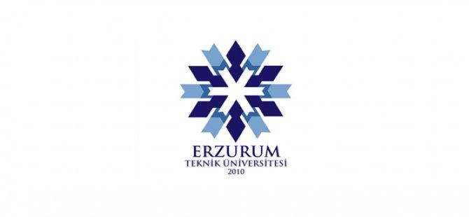 Erzurum Teknik ÜĞniversitesi Öğretim Üyesi Alım İlanı