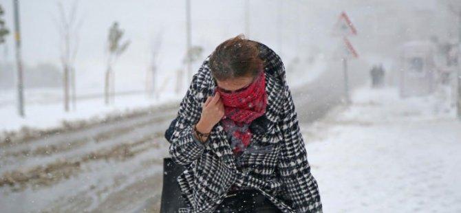 Meteoroloji uyardı: Kar yağışı bekleniyor