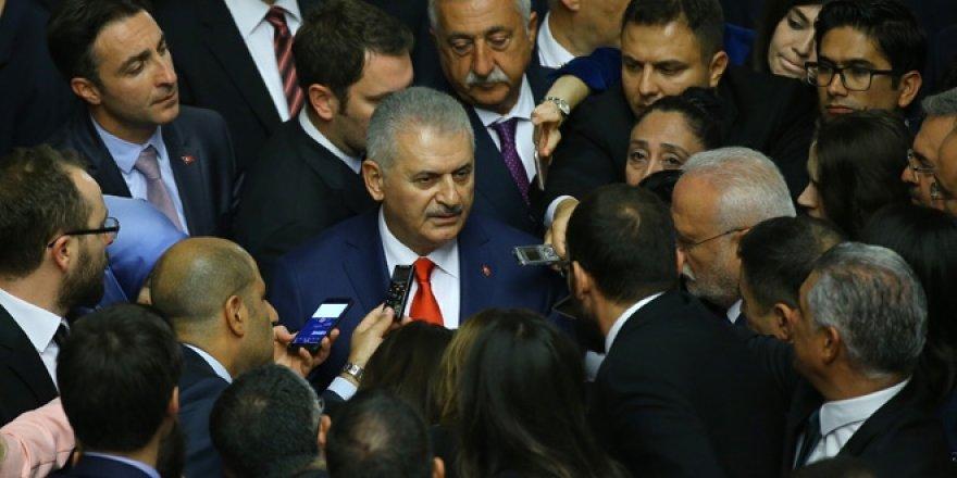 Başbakan'dan 'kabine revizyonu' açıklaması