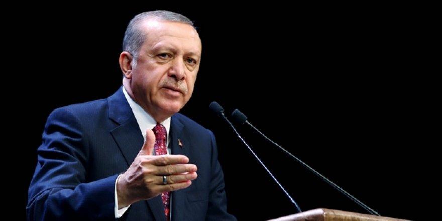 Cumhurbaşkanı Erdoğan: Sağolsunlar komşular bizi mal sahibi yaptı