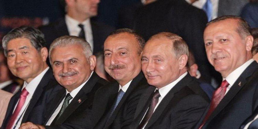Putin İstanbul'da konuştu: Üretim kısıtlansın