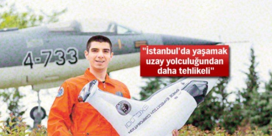 Uzaya ilk Türk, 2017'de gidecek