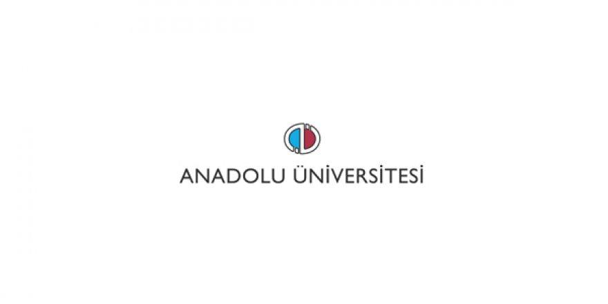 Anadolu Üniversitesi Öğretim Üyesi Alım İlanı
