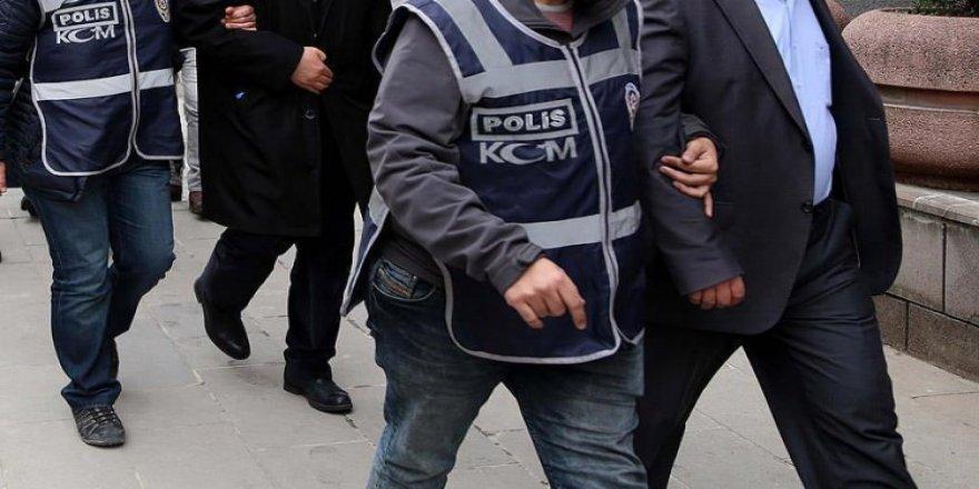 16 MEB Personeli gözaltına alındı