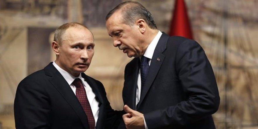 Erdoğan ve Putin mutabakata vardı!