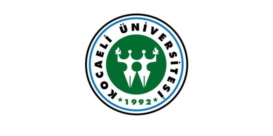 Kocaeli Üniversitesi Sözleşmeli Personel Alım İlanı