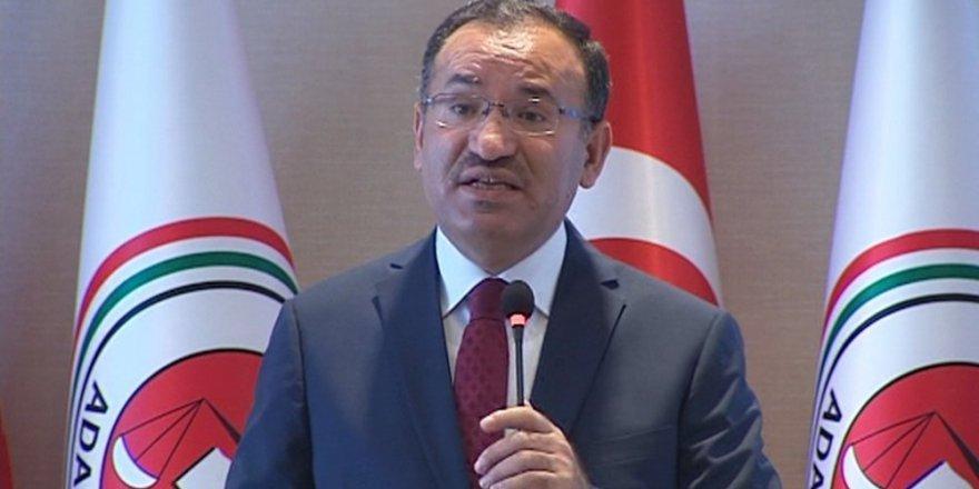 Bekir Bozdağ, HDP'ye operasyonu değerlendirdi