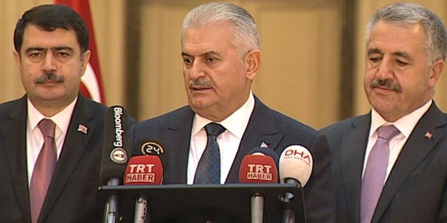 Başbakan açıkladı: Diyarbakır'da 8 şehit!