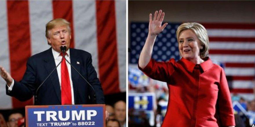 ABD başkanını seçti, sonuçlar bekleniyor