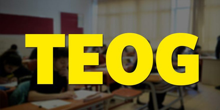 2016-2017 Öğretim Yılı TEOG Ortak Sınavlar E-Kılavuzu
