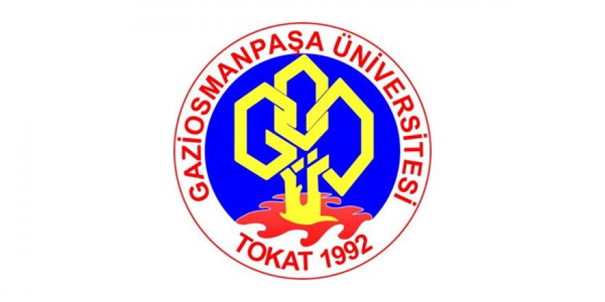Gaziosmanpaşa Üniversitesi Öğretim Üyesi Alım İlanı 2016
