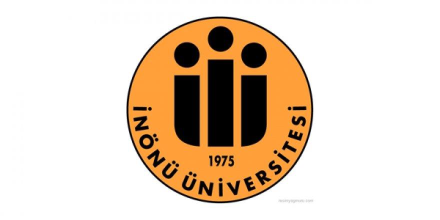 İnönü Üniversitesi Öğretim Üyesi Alım İlanı 2016