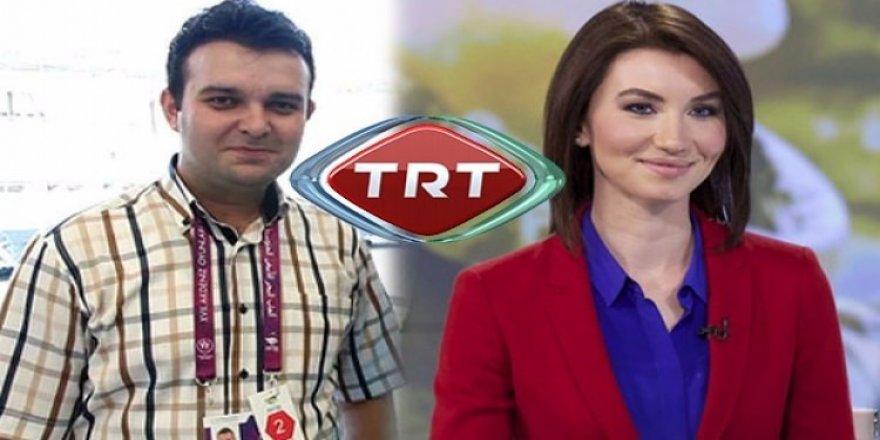 TRT'nin şanslı spikeri ihraç edildi!
