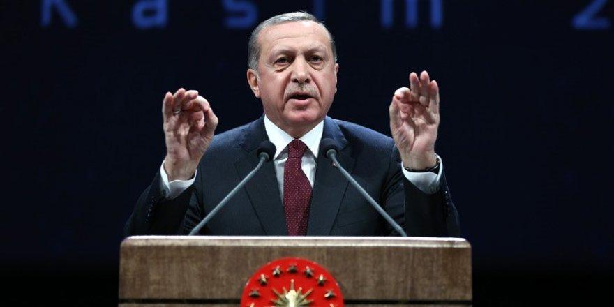 Erdoğan'dan Polis Akademisi Öğrencilerine Ders