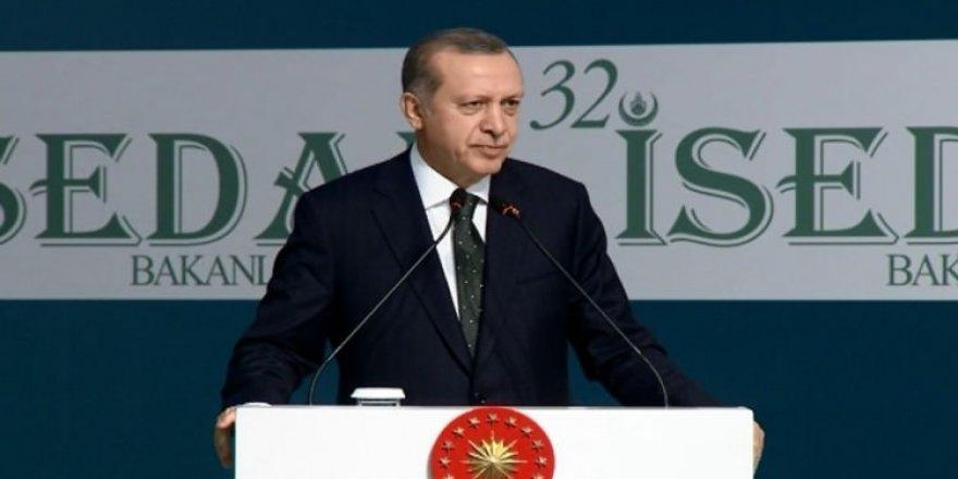 Erdoğan resti çekti: Sonuç ne çıkarsa çıksın...