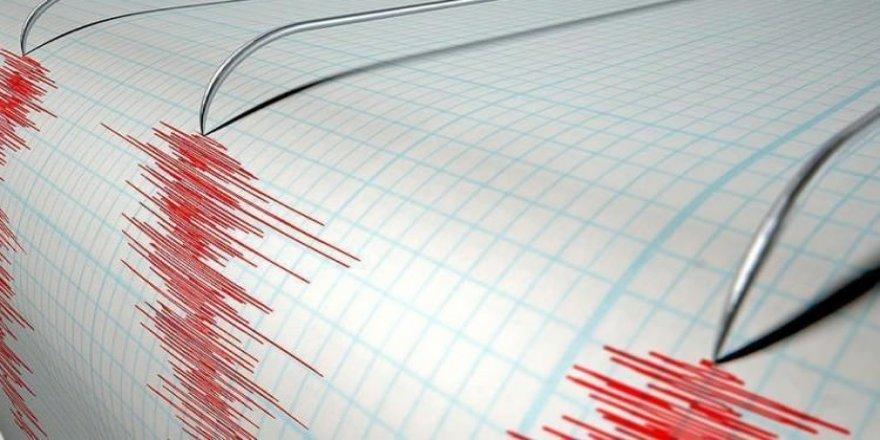 Van'da 4.1 büyüklüğünde deprem
