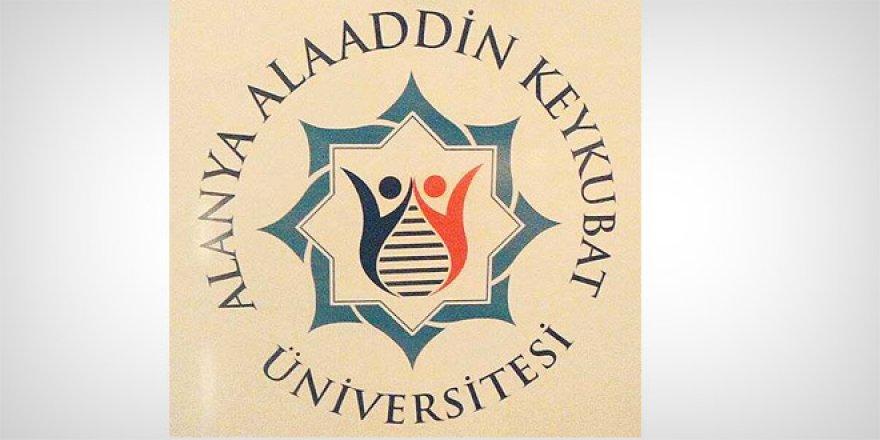 Alanya Alaaddin Keykubat Üniversitesi Öğretim Üyesi Alım İlanı 2016