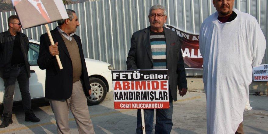 Kılıçdaroğlu'nun kardeşi, FETÖ'yle mücadeleye destek için yürüyor