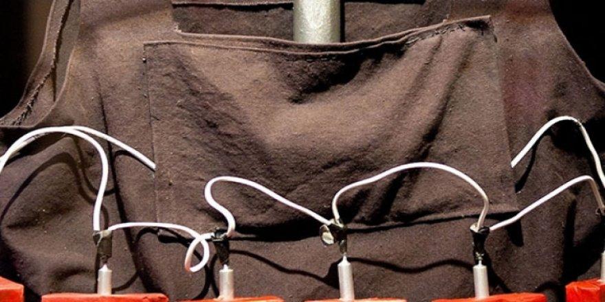 Van'da canlı bomba yeleği ele geçirildi