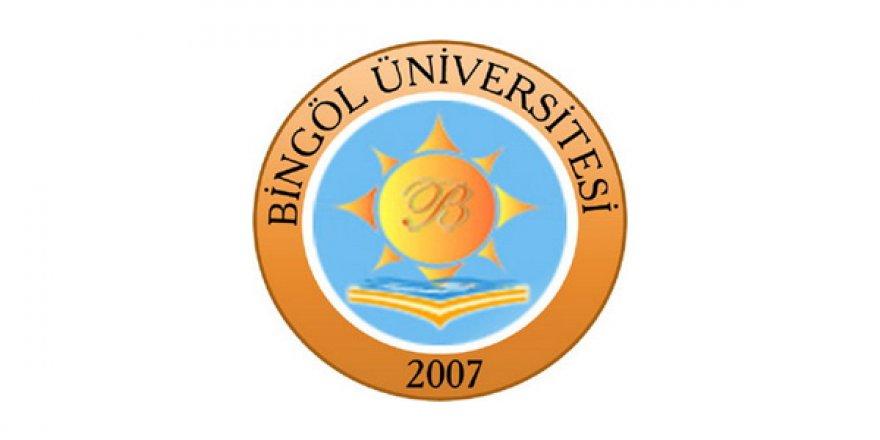 Bingöl Üniversitesi Öğretim Elemanı Alım İlanı