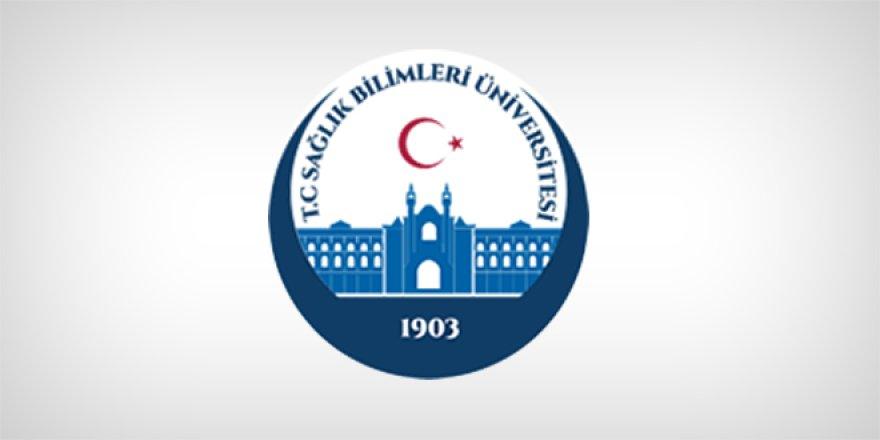 Sağlık Bilimleri Üniversitesi Öğretim Elemanı Alım İlanı 2016