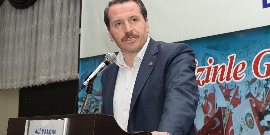 Ali Yalçın'dan Öğretmenlere Alan Değişikliği Açıklaması
