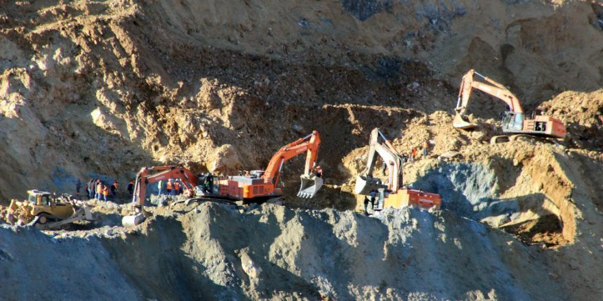 Şirvan maden ocağında 11 işçinin cenazesine ulaşıldı