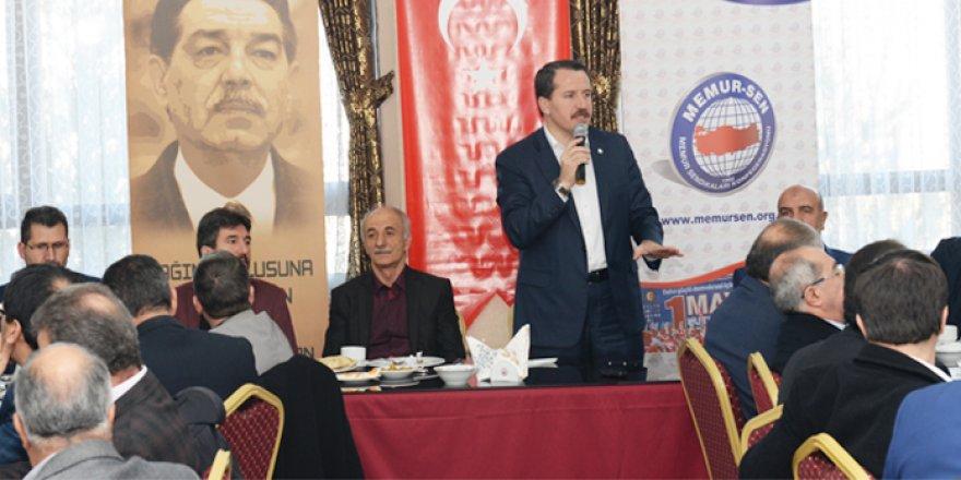 Ali Yalçın: Sadece üyemize değil, ülkemize de kazandırıyoruz
