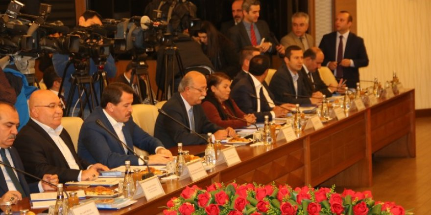 Kamu Personeli Danışma Kurulu Kasım Ayı Toplantısı Yapıldı