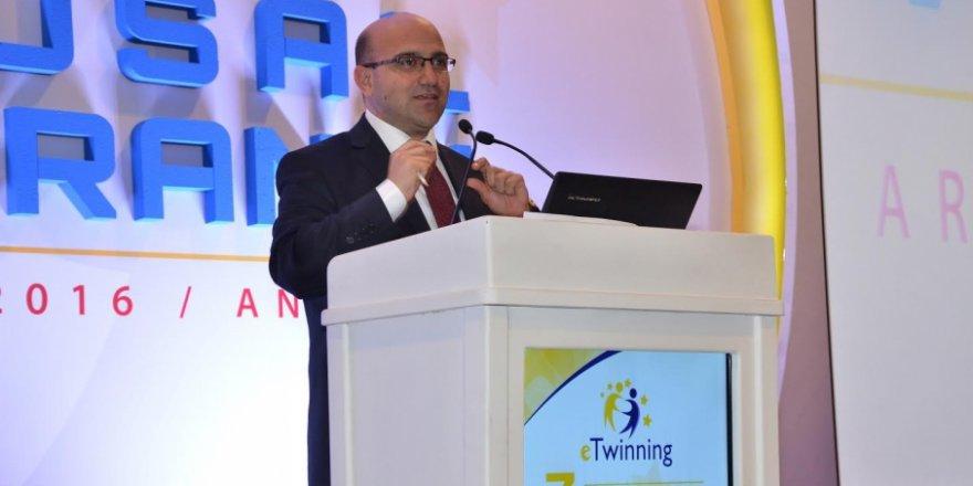eTwinning Ulusal Konferansı Antalya'da başladı