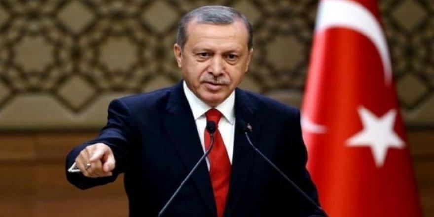 Erdoğan, Almanya'ya ateş püskürdü