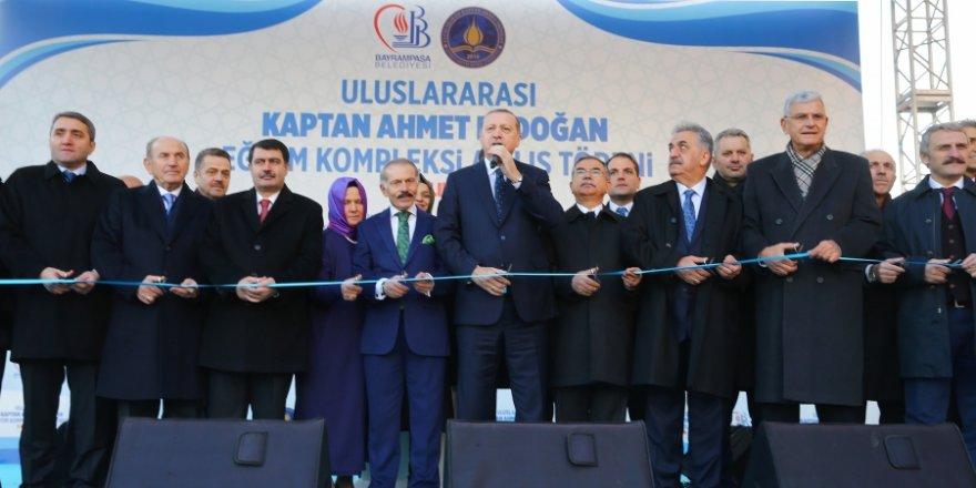 """Erdoğan'dan Öğretmenlere """"Ücret İçerikli"""" Mesajı"""