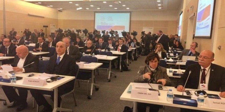 Koncuk, Türkiye-AB Karma İstişare Komitesi'nde Konuştu