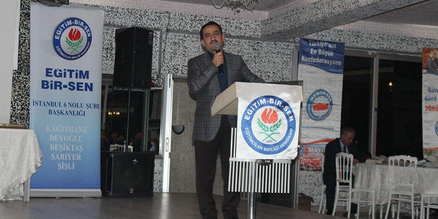 Ramazan Çakırcı: Geleceği yönetici ve öğretmenlerimizle birlikte inşa edeceğiz