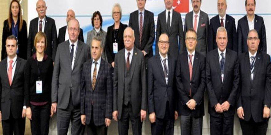 Türkiye-AB Karma İstişare Komitesi Toplantısı Tamamlandı